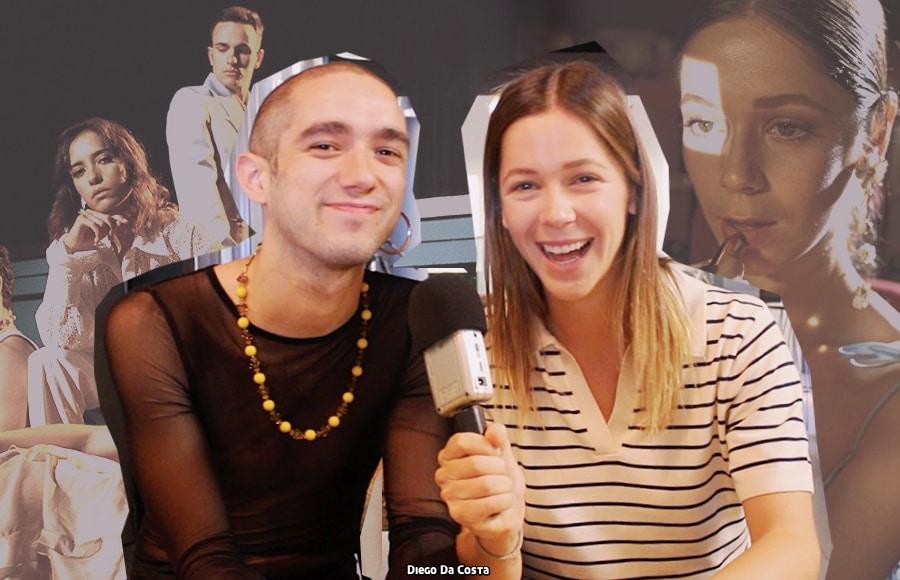 Georgina Amorós y Pablo Quijano