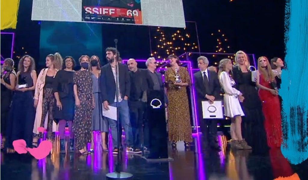 Palmarés completo del Festival de Cine de San Sebastián 2021