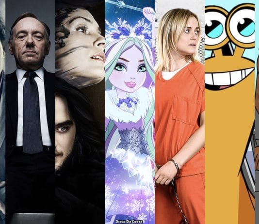Primeras series de Netflix