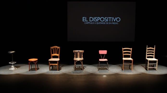 Programación de septiembre a diciembre de 2021 de Réplika Teatro