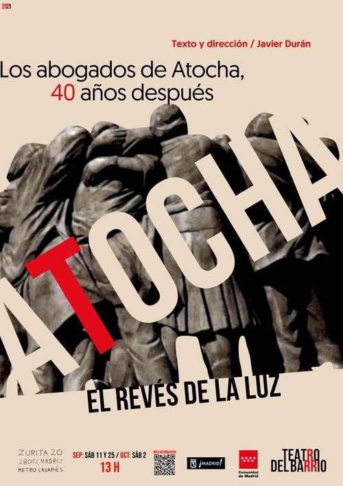 Segunda temporada Atocha El revés de la luz