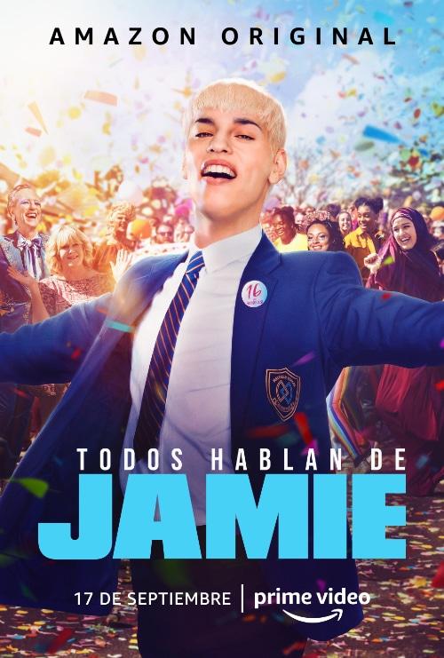 Todos hablan de Jamie (Everybody's talking about Jamie)