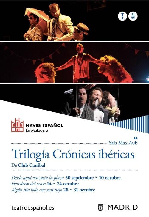 Trilogía Crónicas ibéricas