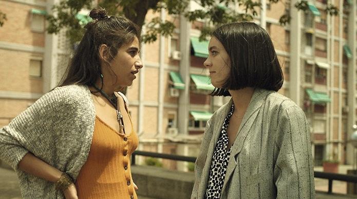 Vicky Luengo y Carolina Yuste