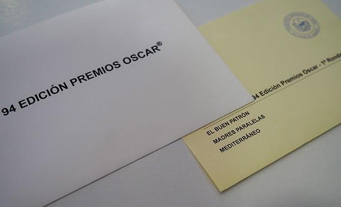 películas españolas preseleccionadas para los Oscar 2022