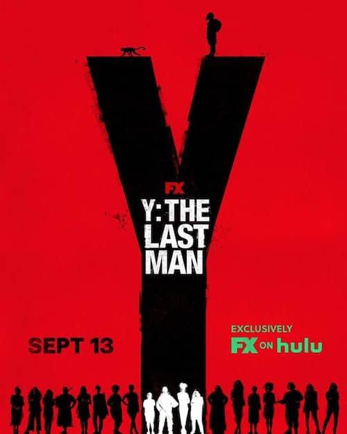 y el ultimo hombre (Y: The Last Man) poster