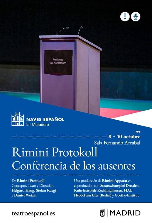 Conferencia de los ausentes