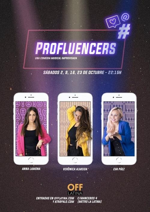Profluencers OFF Latina Octubre 2021