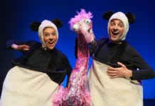 Travesura Panda en Teatros Luchana
